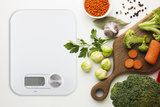 Beepower Digitale keukenweegschaal   GEEN batterij nodig   Multifunctionele weegschaal voor voedsel, Draagbaar   Zeer geschikt voor maaltijdbereiding_