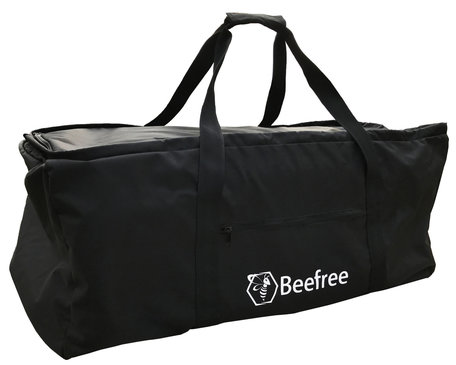 Beefree flightbag/regenhoes voor backpacks 55-90L | Reistas | Weekendtas | zwart